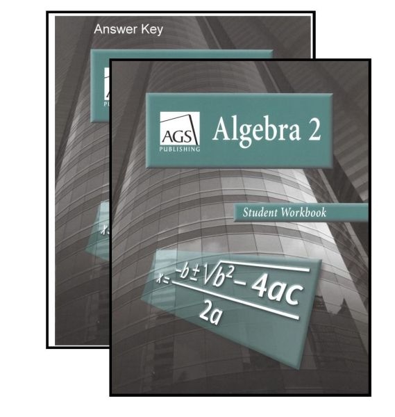 ALGEBRA 2 : Homeschool Supercenter, Your One Stop Curriculum