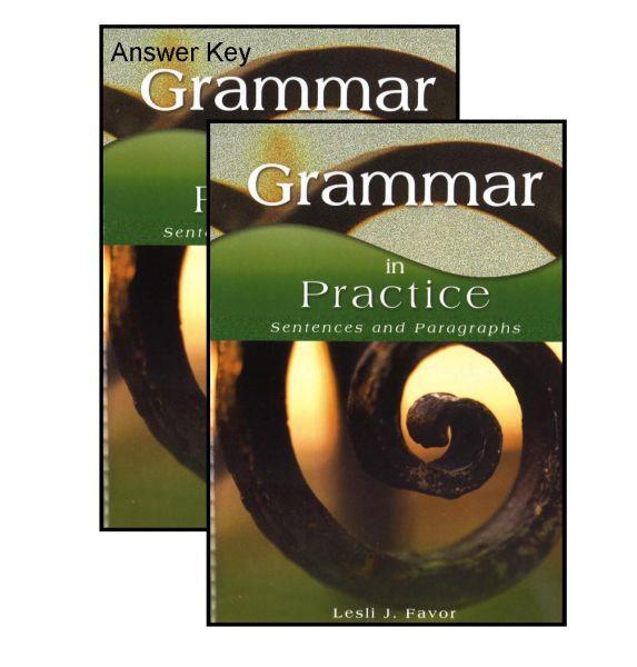 AMSCO Grammar In Practice Sentences And Paragraphs Book 3