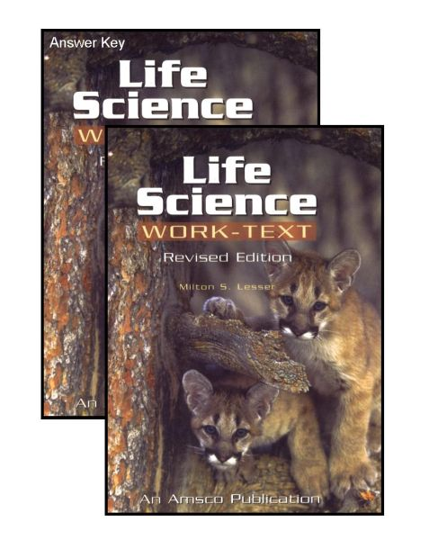 AMSCO Biology / Life Science Bundle/Kit [AMLISCWT] - $26 49