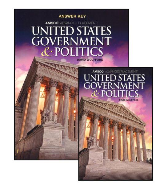 AMSCO United States Government & Politics Advanced