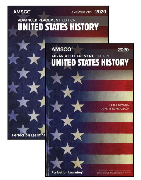 AMSCO United States History Advanced Placement Bundle/Kit