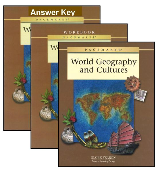 GEOGRAPHY Grades 9-12 : Homeschool Supercenter, Your One Stop