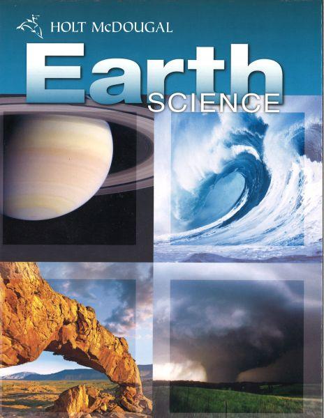 HOLT McDOUGAL Earth Science Bundle Kit HSKHMCDEASC