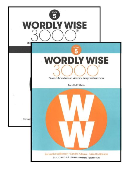 EPS Wordly Wise 3000 Book 5 Grade 5 Bundle Kit WOWI5